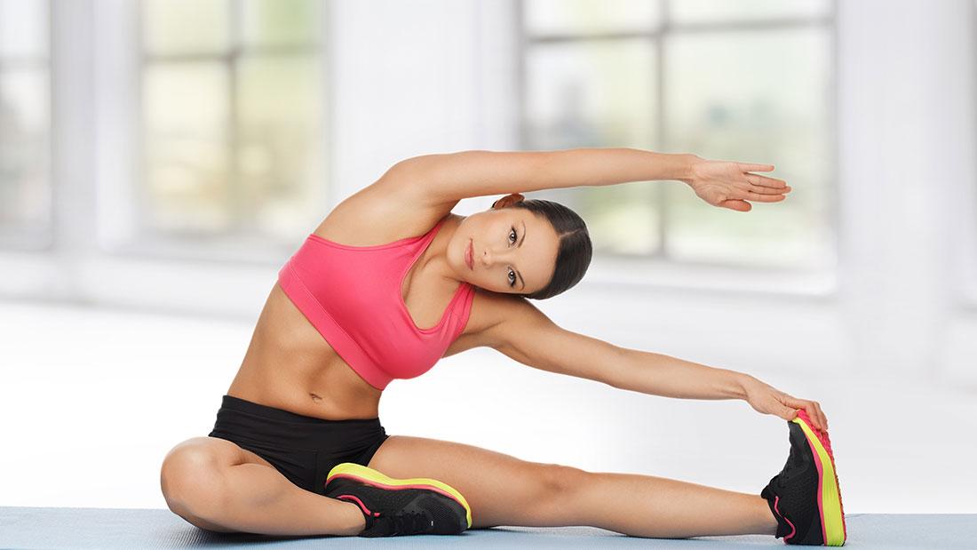 Ejercicio físico tras la mamoplastia de aumento
