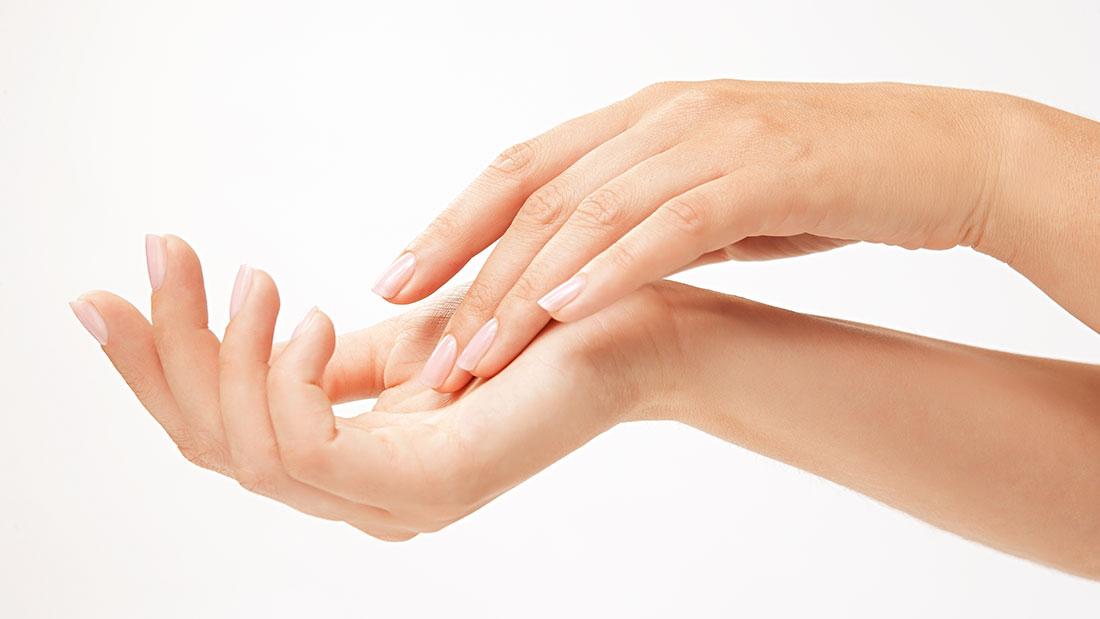 tratamiento estético para las manos,