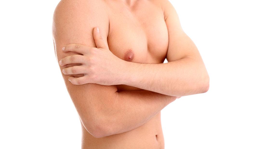 tratamiento estético para el pecho del hombre, centro clínico mir mir, Barcelona,